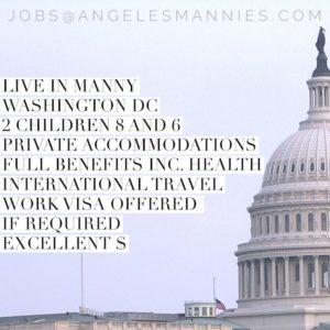 Washington DC Manny