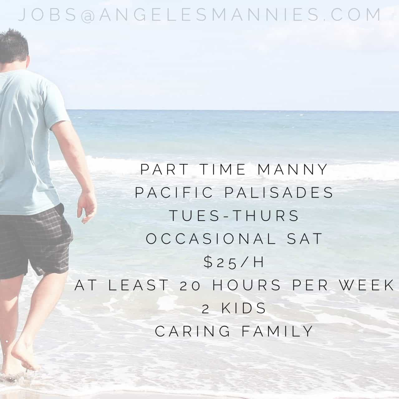 Pacific Palisades After School Manny