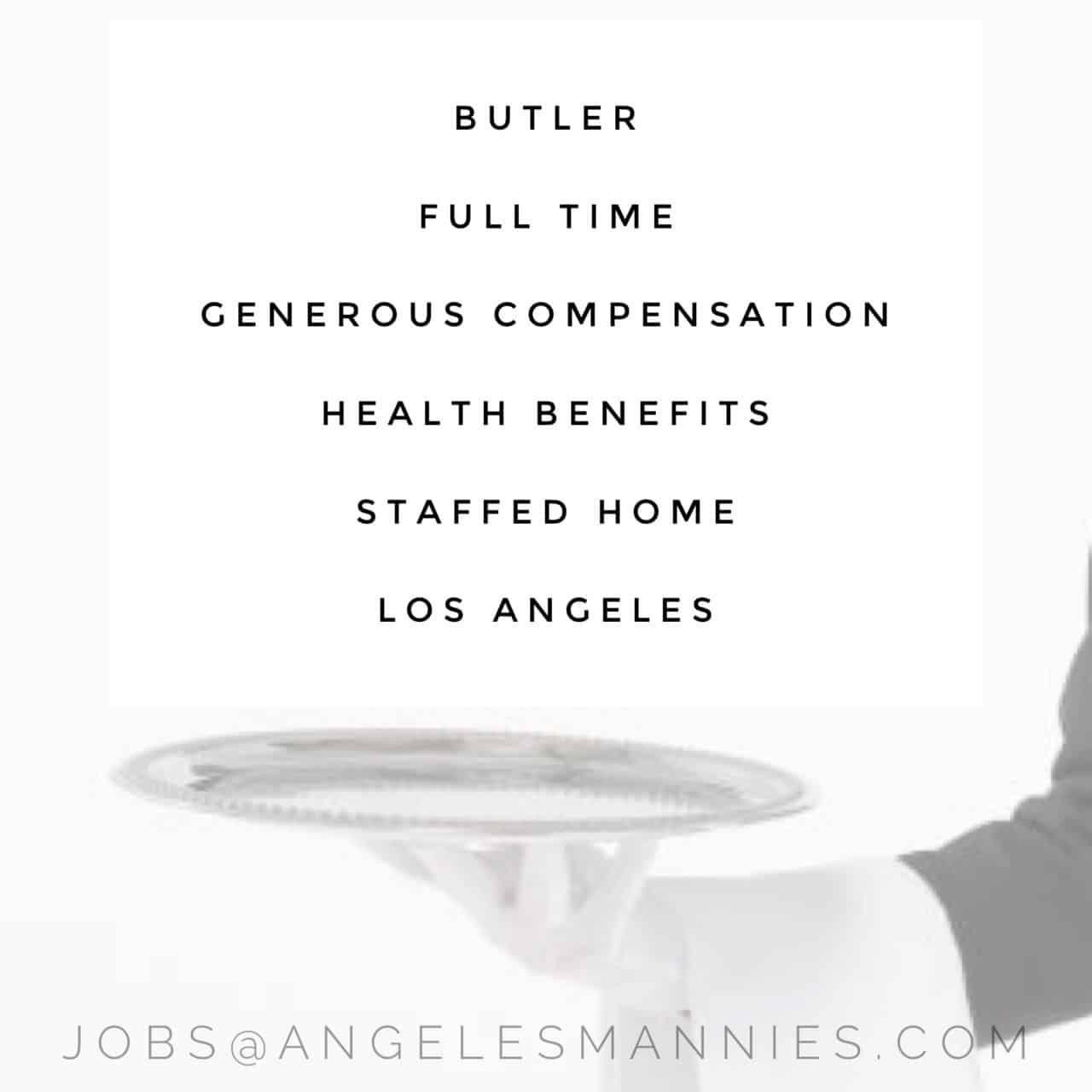 Butler Los Angeles